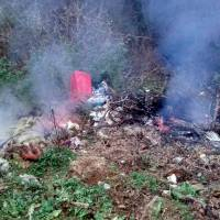 Sanacija divljeg deponija smeća na Bukvi