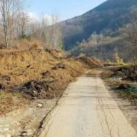 Nastavljeni radovi na putnom pravcu Crnići - Crnićki Kamenik
