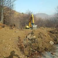 Zbog radova obustavljen promet na lokalnom putu Crnići - Crnićki Kamenik