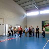 Federalno ministarstvo kulture i sporta pomaže uređenje sportske dvorane na Trosci