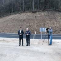 Obilježen završetak radova na rekonstrukciji dijela prometnice između Kreševa i Kiseljaka