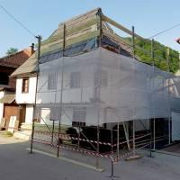 Obnavlja se još jedna od starih kreševskih kuća