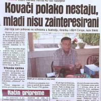 """Dnevni avaz"" o potkivanju jaja u Kreševu"