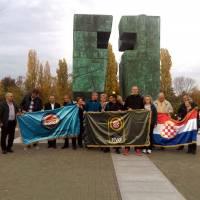Članovi udruga proisteklih iz Domovinskog rata posjetili Vukovar