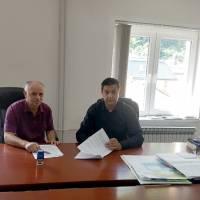 Potpisan ugovor o izgradnji vodospremnika na Zvizdu