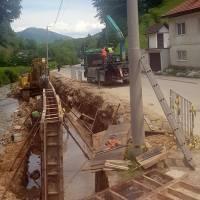 Rekonstrukcija ceste na ulazu u Kreševo i kod Kvasinove krivine, priprema se i sanacija kolovoza na prijevoju Han Ivica