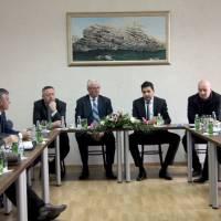 Premijer Lendo i članovi županijske vlade u radnom posjetu Kreševu