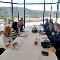 Predstavnici Hrvata Središnje Bosne sastali se sa Zvonkom Milasom