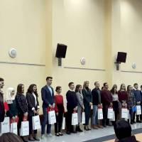 """Nagrade Moniki Kraljević i Srednjoj školi """"Kreševo"""""""