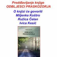Najava: Promocija nove knjige Ivice Kesića
