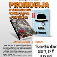 "Najava: Promocija knjiga Olivera Jukića i koncert VIS ""Oliver & prijatelji"""