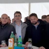 Načelnik Pejak sa suradnicima na obilježavanju Dana grada Požege