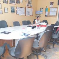 """Srednja škola """"""""Kreševo"""": Obnova sportske svlačionice i donacija uredskih stolica"""