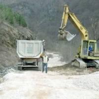 Uskoro asfalt od Kreševa do Tarčina