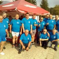 Kreševskim dragovoljcima i veteranima prvo mjesto na igrama u Uskoplju