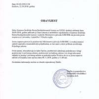 Najava: Javna rasprava o Nacrtu Zakona o turističkim zajednicama