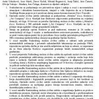 Zaključci sa sjednice Općinskog stožera Civilne zaštite (25.III.)
