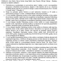 Zaključci sa sjednice Općinskog stožera Civilne zaštite (30.III.)