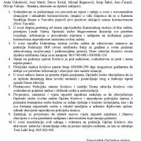 Zaključci sa sjednice Općinskog stožera Civilne zaštite (23.III.)