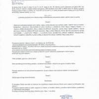 Odluka o pokretanju javne nabave usluga - Izrada elaborata zona sanitarne zaštite i zaštitnih mjesta za izvorišta