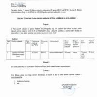 Plan javnih nabavki Općine Kreševo za 2019. godinu - dopuna