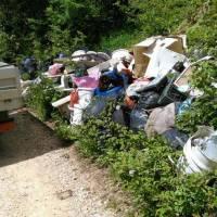 Projekt dovođenja električne energije na deponij smeća u Dubravama