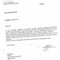 Županijsko ministarstvo poljoprivrede, vodoprivrede i šumarstva: Obavijest za sjetvu