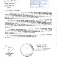 Županijsko ministarstvo poljoprivrede, vodoprivrede i šumarstva: Obavijest za voćare
